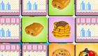 Jeu de mémoire de pâtisseries