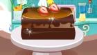 Double gâteau au chocolat