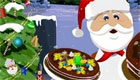 Le père Noël pâtissier