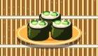 Une fille et son restaurant de sushi