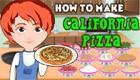 Une spécialité de pizza