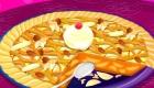 Une délicieuse tarte aux pommes