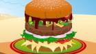 Crée des hamburgers