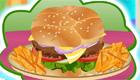 Jeu de burger
