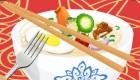 Cuisine des nouilles chinoises