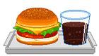 Apprend à cuisiner des hamburgers