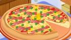 Déco de pizzas