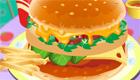 Jeu de hamburger facile et gratuit