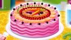Gâteau à décorer