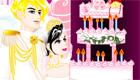 Le gâteau des mariés