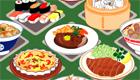 Mémorise les plats