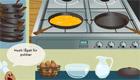 Des omelettes à cuisiner