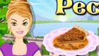 Cuisine une tarte aux noix de pécan