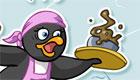 Les pingouins au service