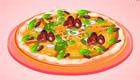 Pizza à décorer