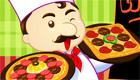 Des pizzas à reproduire
