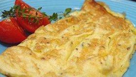 Omelette facile au micro-ondes
