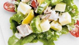 Salade au fromage bleu