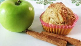 Muffins pomme cannelle