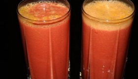 Smoothie bicolore