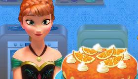 Anna cuisine un cheesecake