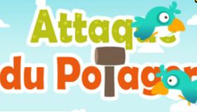Attaque du potager