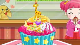 Jeu de cupcakes