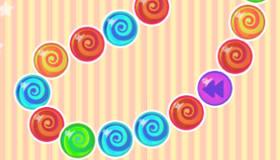 Tourbillion de bonbons