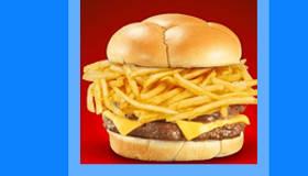 Burger drive