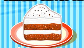 Gâteau à la carrotte
