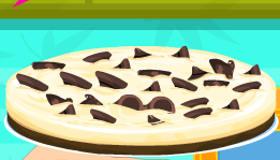 Cuisiner un cheesecake aux pépites de chocolat