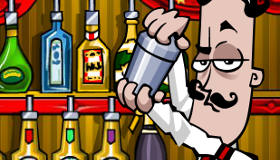 Cocktails en fooolie