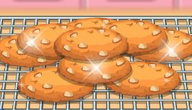 Cookies à la pâte d'amande