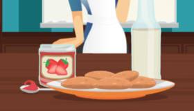La pâtisserie pour enfants