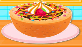 Un gâteau pour les filles