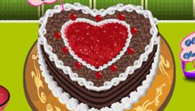 Cuisine un gâteau au chocolat
