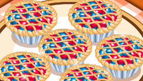 Stand de cupcakes