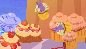 Cupcakes vs Légumes