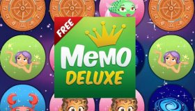L'application Memo Deluxe, spéciale jeu de paires