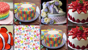 Des gâteaux, des gâteaux, des gâteaux
