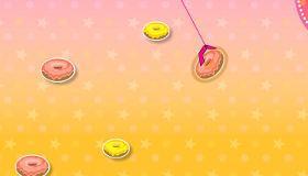 La pêche aux donuts