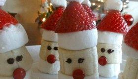 Recettes de Noël, apéritif pour enfants