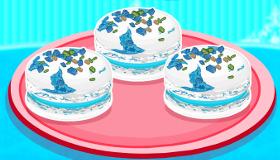 Les Macarons Glacés d'Elsa