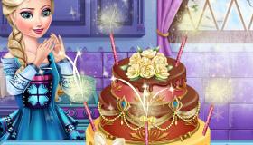 Le Gâteau de Noces d'Elsa