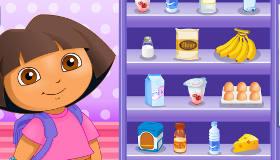 Dora l'exploratrice cuisine (NOT SURE WE DO DORA)