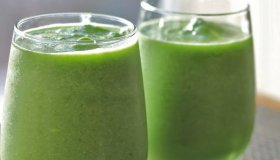 Smoothie : le pays vert