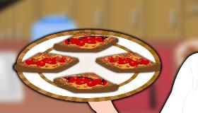 Pizza à la française