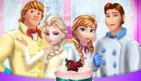 Le Gâteau de Mariage d'Arandelle