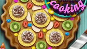 Cuisine des tartes comme Monica Chef