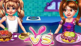 Jeu qui sera le meilleur pâtissier?